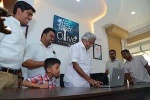 Olive Academy Inauguration