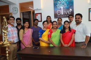 Olive Academy All Staff