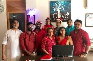 Olive Academy Xmas Celebration