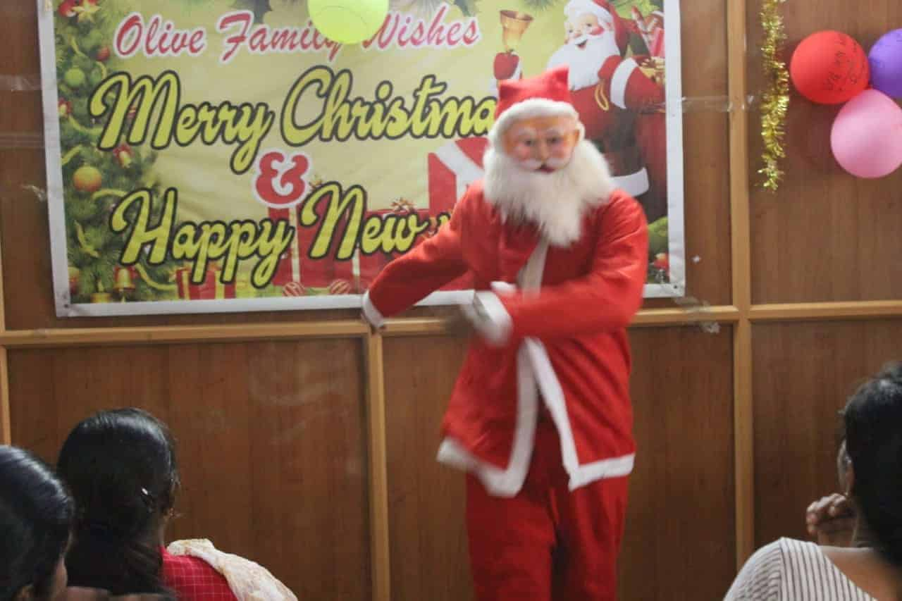 Olive Academy Changanacherry Christmas Celebration 2019 -8